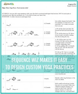 Yoga-Sequence-Builder