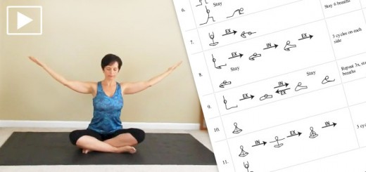 Stop mental chatter yoga practice