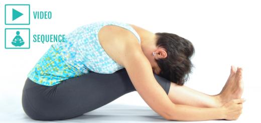 Yoga to unwind