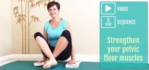 Yoga version of kegel exercises