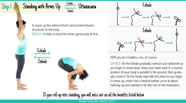 3 Steps to make any yoga pose more effective: Step 1