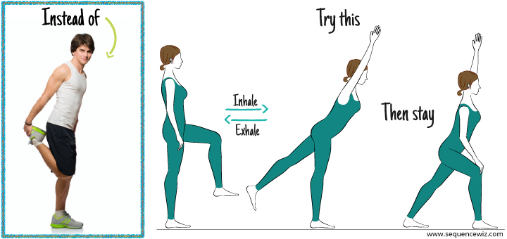 Dynamic Hip Flexor Stretch