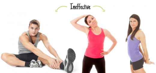 Substitute Yoga Stretches Title