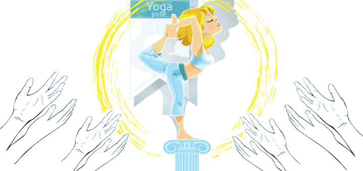 The Cult Of A Yoga Pose