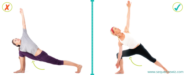 Avoid benefits of yoga poses_Hanging on joints
