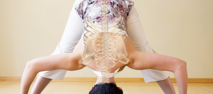 Benefits of yoga_spine position