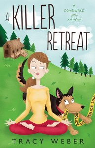 Weber_cover A Killer Retreat
