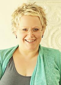 Trish Elting, yoga teacher and yoga therapist