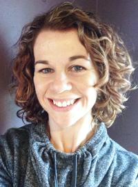 Jessica Humphrey, yoga teacher and lifestyle coach