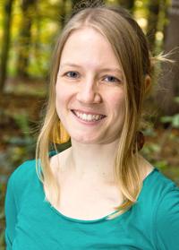 Stefanie Fischer, yoga teacher