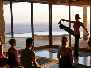 Leading yoga retreats 2