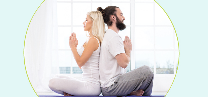 Guidelines for Partner Yoga