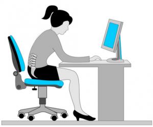 Poor Sitting Posture
