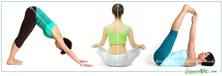 Axial Extension Poses