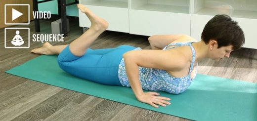 yoga practice for knee stability title
