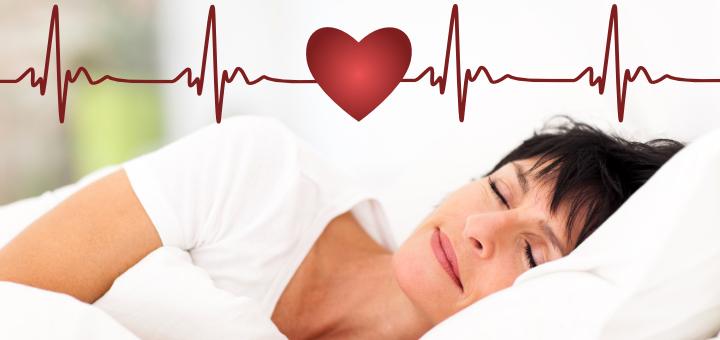 Sleep for heart health