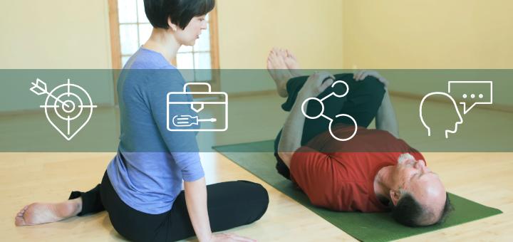 Yoga practice design