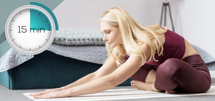 short potent yoga practice