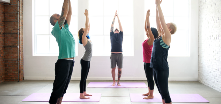 Intentions for general yoga classes