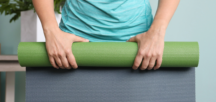 Personal yoga practice